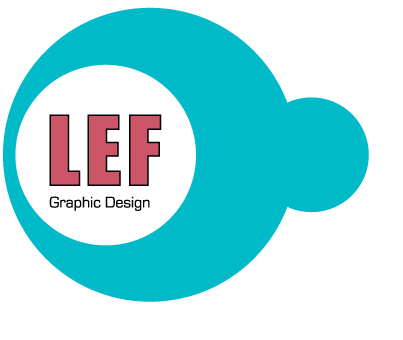 LEF graphic design